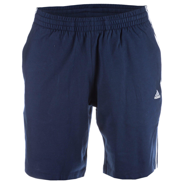 52acd445a8ee Short Tall adidas Essentials HSJ   3 bandes pour homme en bleu marine-blanc   adidas  Amazon.fr  Vêtements et accessoires