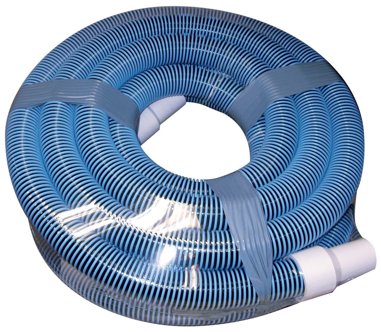 FibroPRO Professional Swimming Pool Hose with Swivel Cuff (1 1/2'' x 30 feet) by FibroPRO