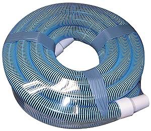 "FibroPRO Professional Swimming Pool Hose with Swivel Cuff (1 1/2"" x 30 feet)"