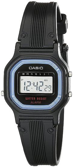 4efa05ec0 Image Unavailable. Image not available for. Color: Casio Women's LA11WB-1 Sport  Watch