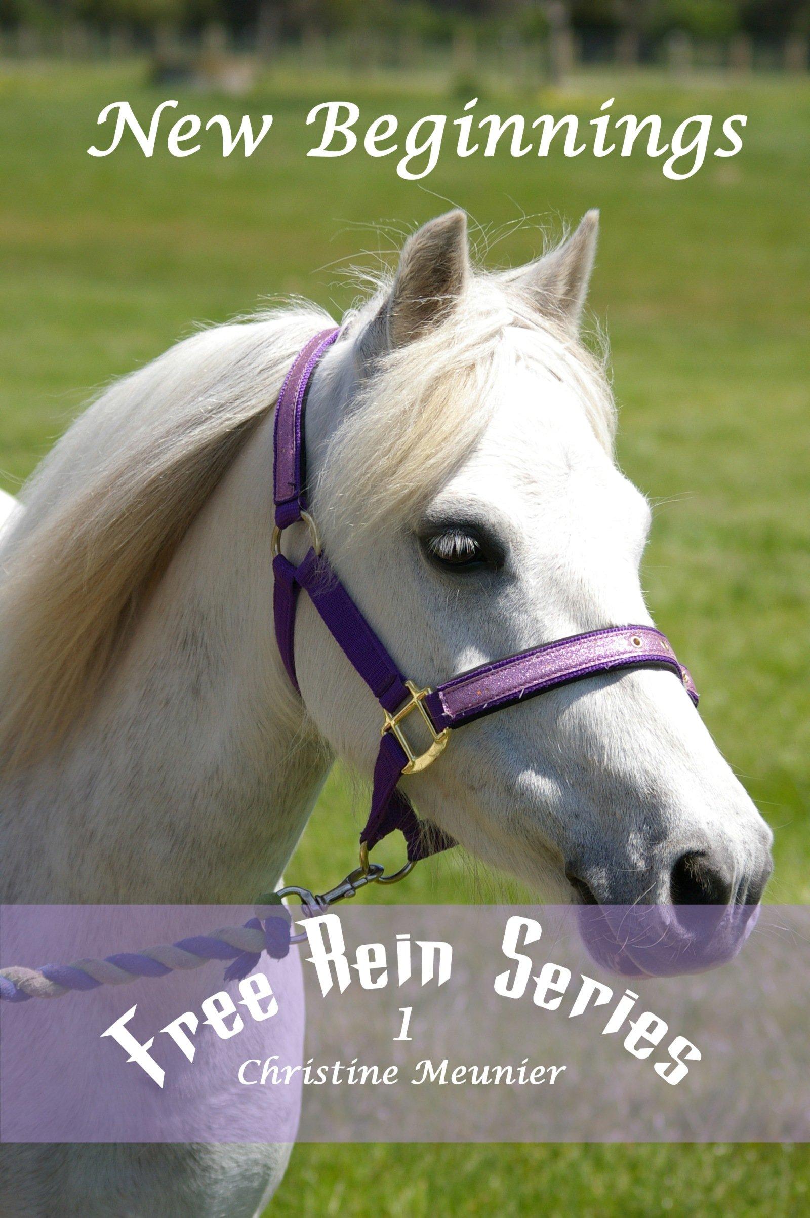 New Beginnings (Free Rein Series Book 1) (English Edition)