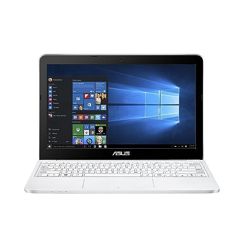 Asus E200HA-FD0041TS 29,4 cm (11,6 Zoll) Laptop (Intel Atom X5-Z8350, 2GB RAM, 32GB eMMC, Intel HD-Grafik, Win 10 Home) weiß