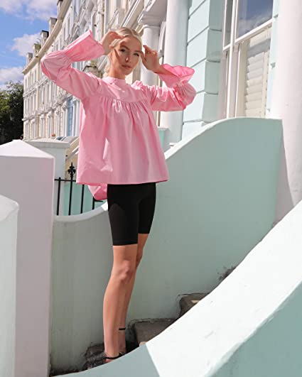 Leonie-Hanne-Frau-Bluse-rosa