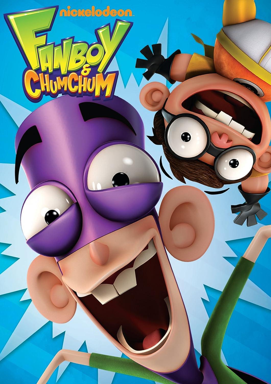 Amazon Com Fanboy Chum Chum Fanboy Chum Chum Cine Y Tv