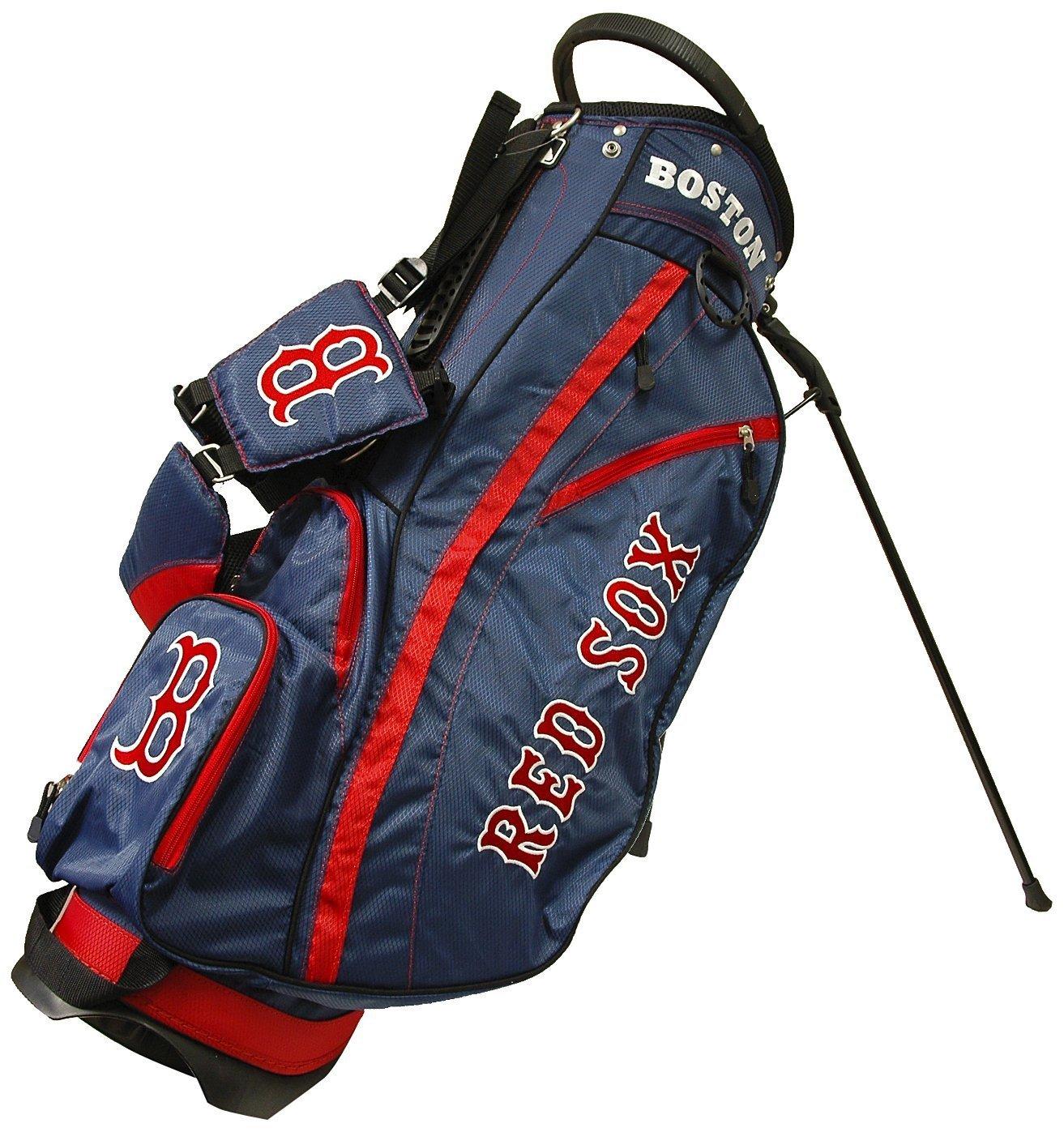 【PGAショーバイヤー買付商品】TEAMGOLF Stand Bag-14way Fairway(ヤンキースバージョン) レッドソックス B008NQH8R6
