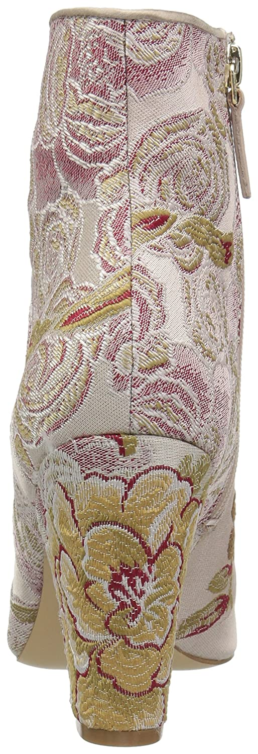 Nine West Women's Savitra 7 Fabric Fashion Boot B071RYZK8Z 7 Savitra B(M) US|Natural Red Multi/Light Taupe Fabric 3ef2a1
