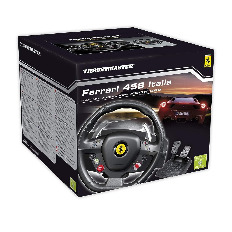 Ferrari F458 Italia Racing Wheel (Xbox 360): Amazon co uk