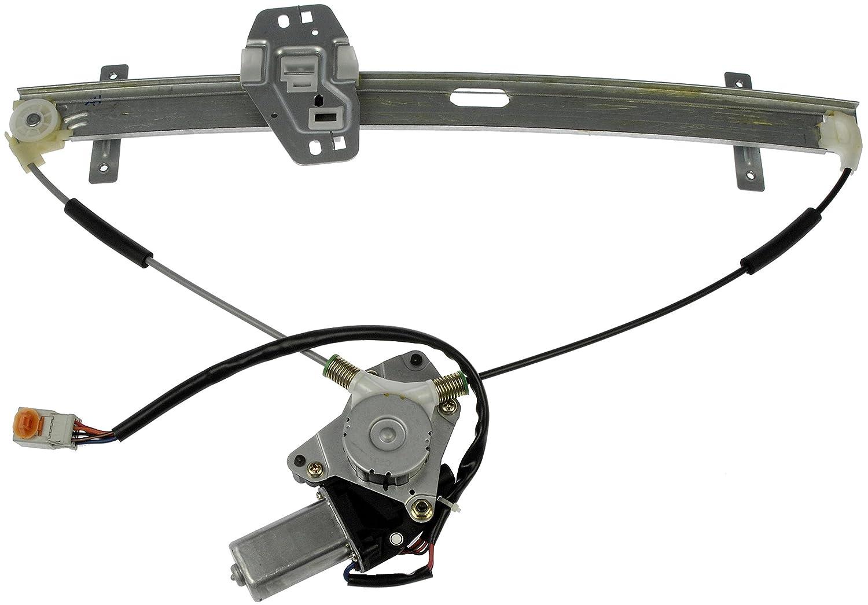 Wiring Harness For Power Windows 2005 Honda Pilot 49 2006 Sl1500 Amazon Com Dorman 748 129 Front Driver Side