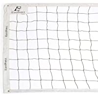 EastPoint Sports Premium Replacement Volleyball Net - Features High Strength Cable, Reinforced Side Tapes, and Weather Resistant Material (Renewed)