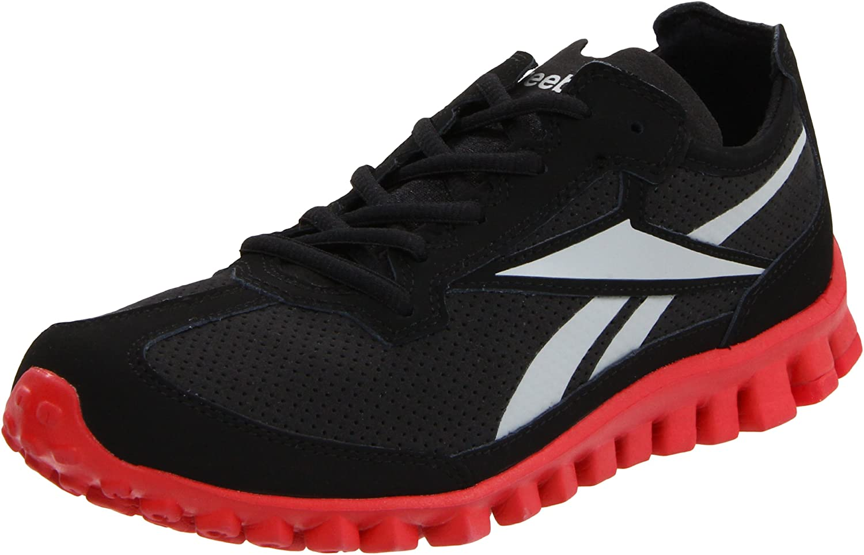 Zapatos negros Reebok para hombre kbFWuv