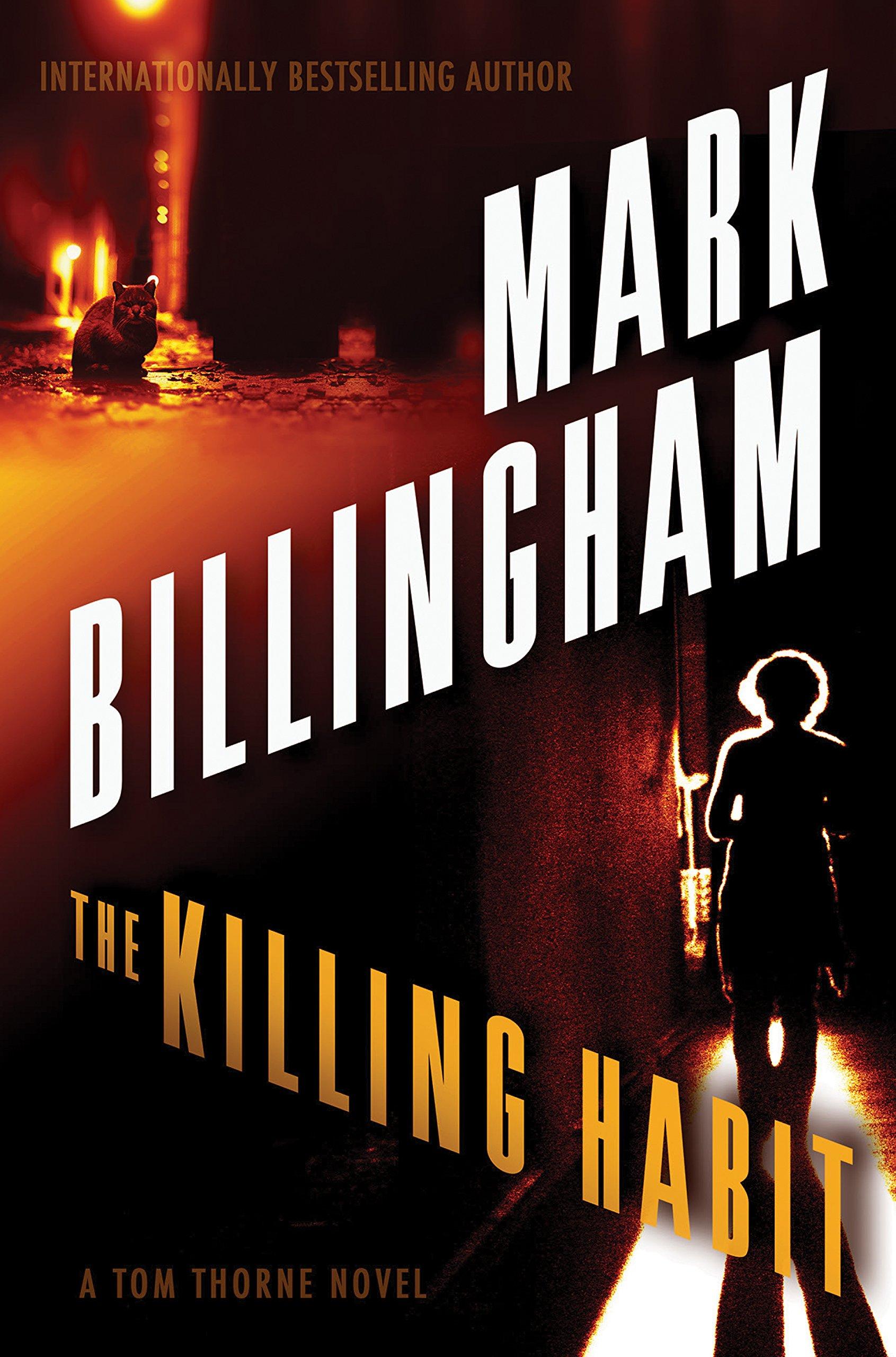 Download The Killing Habit: A Tom Thorne Novel pdf
