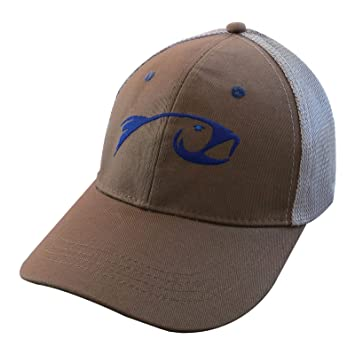 fox fishing baseball cap caps uk rising fly trucker brown hat mens hats