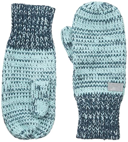 Amazon Com Under Armour Girls Shimmer Knit Mittens Sports Outdoors