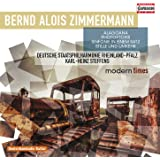 Zimmermann: Alagoana, Sinfonie in einem Satz, Photoptosis & Stille und Umkehr