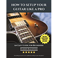 How to Setup Your Guitar Like a Pro: An Easy Guide for Beginners book cover