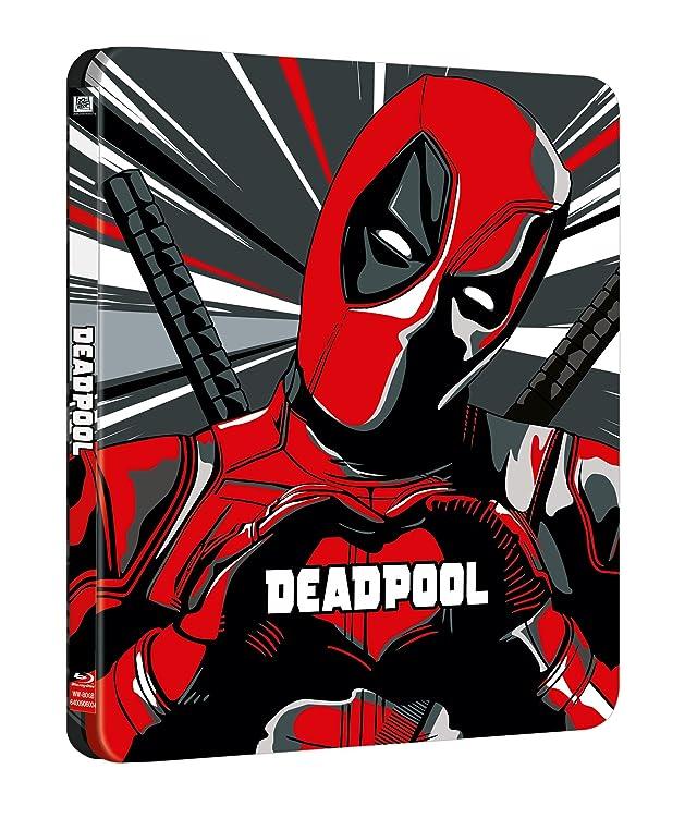 Deadpool (Deadpool) 81CyiALHuaL._SX640_