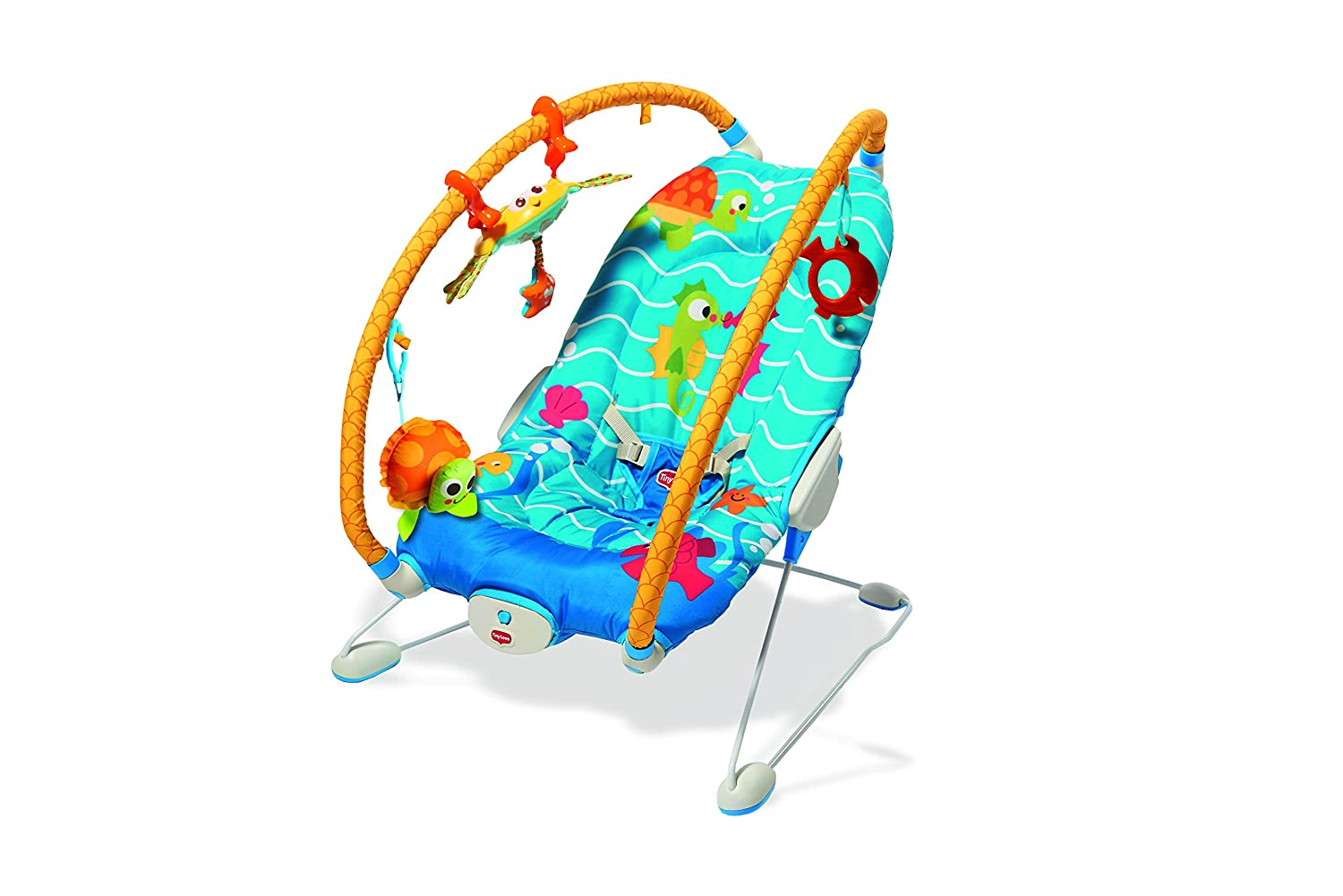Tiny Love 22218027 babywippe Gymini Bouncer under the Sea, mehrfarbig Dorel Germany GmbH (VSS)