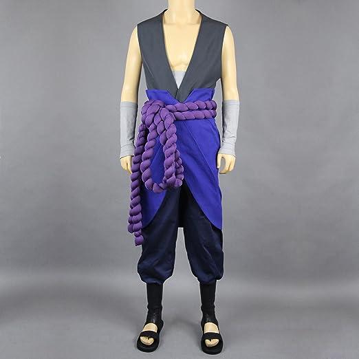 Amazon Com Cosplaygalaxy Naruto Shippuden Uchiha Sasuke Hebi