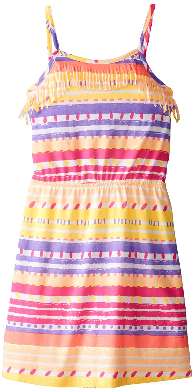 Jantzen Big Girls Aztec Fringe Cover Up