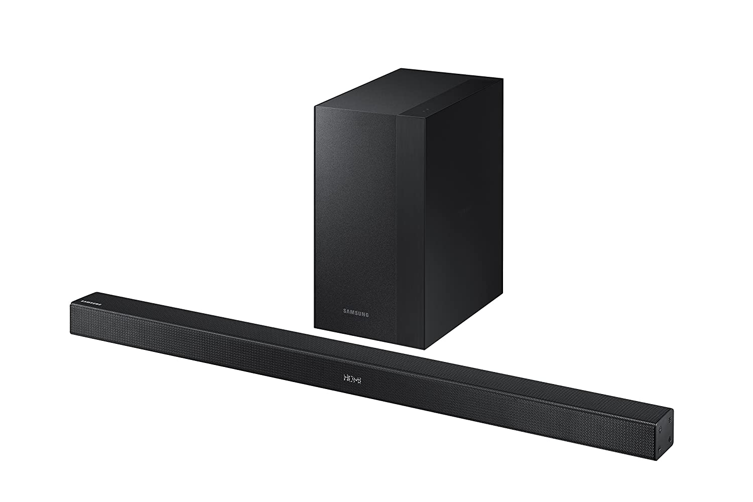 92f0b9369ac Amazon.com  Samsung HW-K450 2.1 Channel 300 Watt Wireless Audio Soundbar  (2016 Model)  Home Audio   Theater