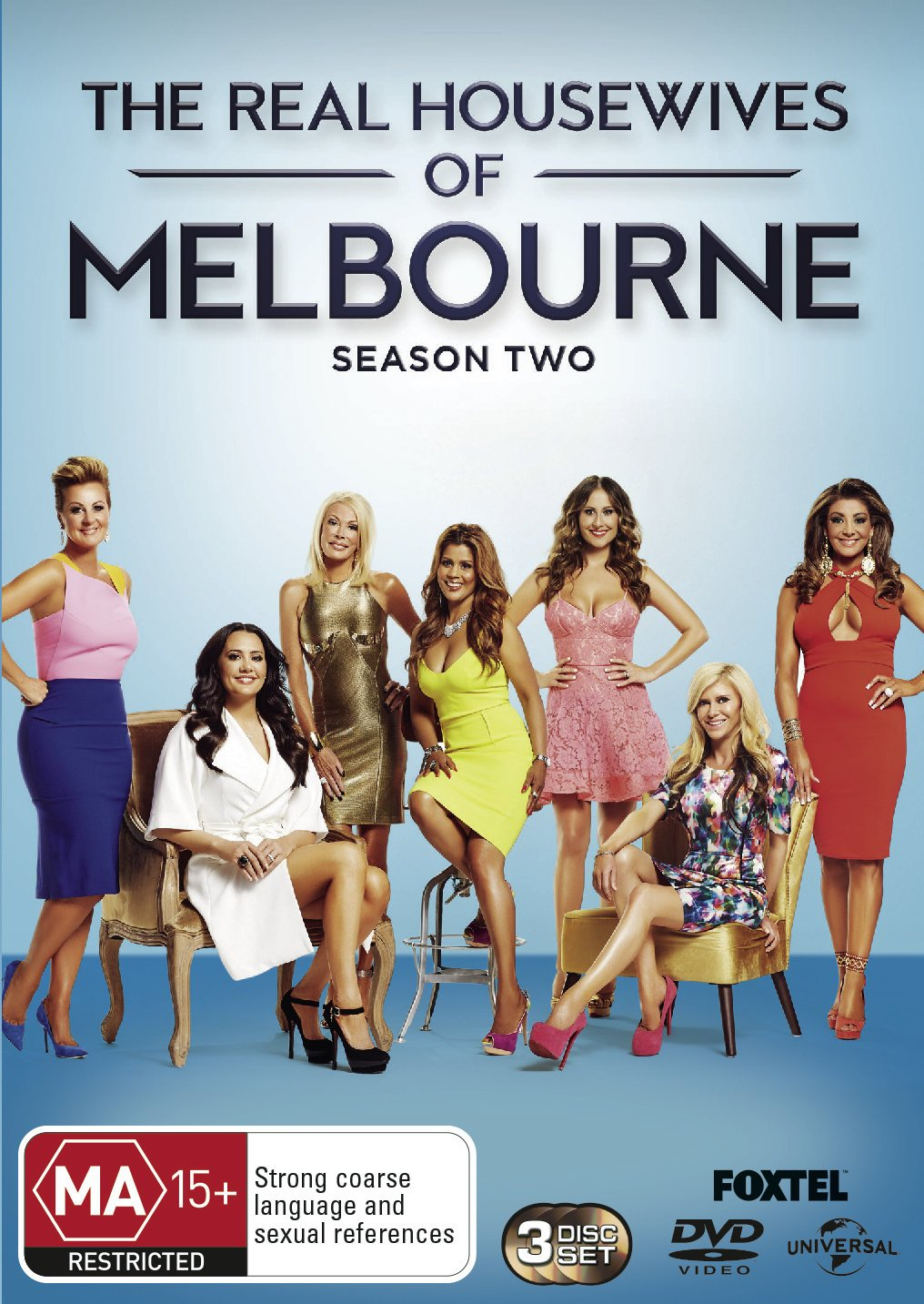 The Real Housewives of Melbourne - Season 2 [DVD] [Region 4 / Non USA Format Import]