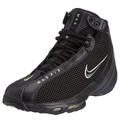 6c846d654b8b Nike womens Air Max Mixer Mid Black Blk - Lab Green - Anthracite 310213-003  2.5 UK  Amazon.co.uk  Shoes   Bags