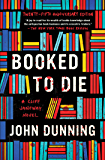 Booked to Die: A Mystery Introducing Cliff Janeway (Cliff Janeway Novels (Paperback) Book 1)