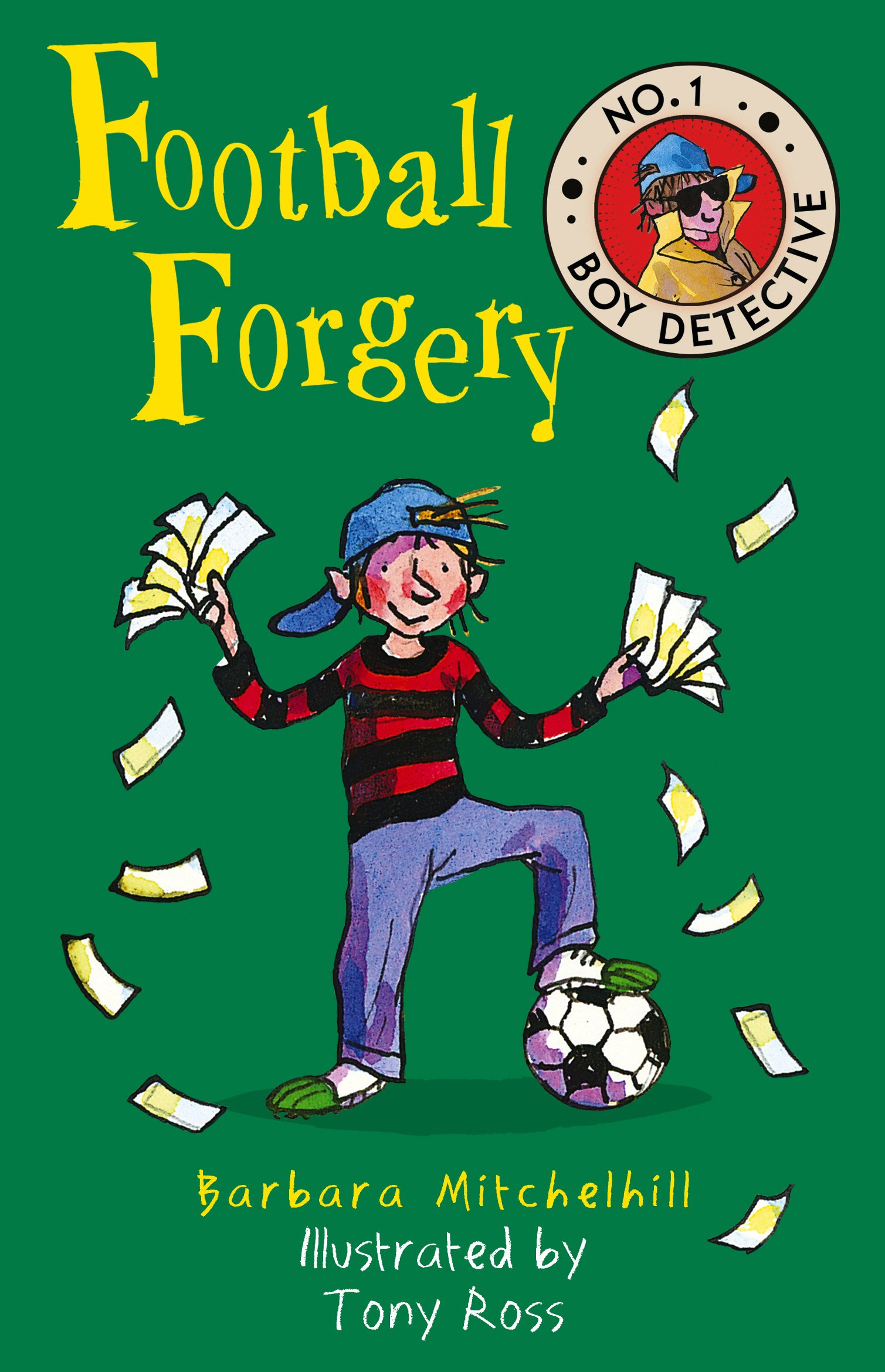 Download Football Forgery: No. 1 Boy Detective pdf epub