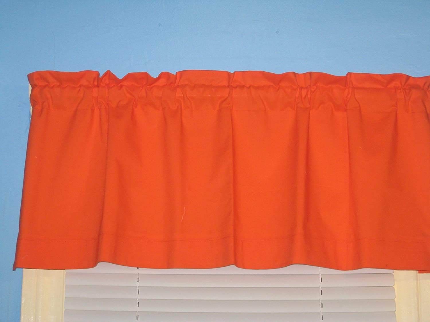 ideas orange curtain enchanting rod for window pretty valances valance windows kitchen waverly tan fabric curtains drapes using target covering bedroom