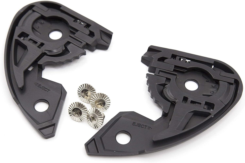 HJC Shield Gear Plate Ratchet Set For HJ-26 R-pha 11 Rpha11 Rpha 70 Bike Racing Motorcycle Helmet Accessories