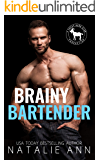 Brainy Bartender: A Hero Club Novel