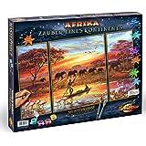 Schipper - 609260627 - Africa - The Magic of a Continent - Tableau à Dessin - Taille 40 x 50 cm