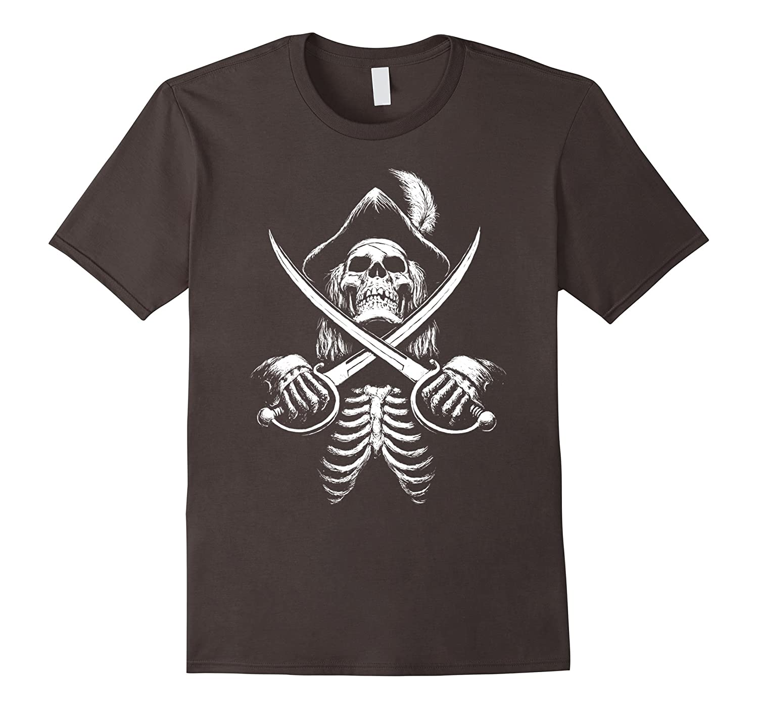 Skull pirates design t shirt 2017 skeleton shirt for T shirt design 2017