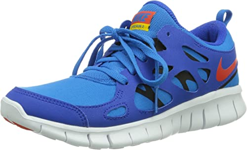 siguiente Robar a Suministro  Nike Boys Free Run 2 Running Shoes: Amazon.co.uk: Shoes & Bags