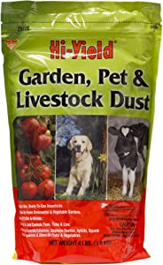 """Hi-yield"" Garden, Pet and Livestock Dust4 Pounds"