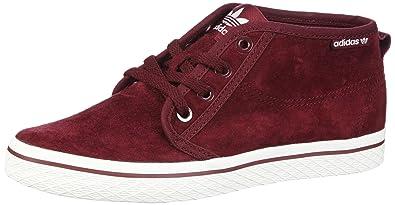 quality design 7b2c1 44444 adidas Originals HONEY DESERT W Q34209, Damen Sneaker, Rot (LGTMARLGTMA)