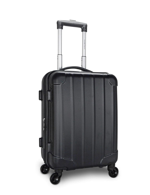 1510427562c8 Amazon.com | Traveler Space 20/24/28 3-piece ABS Hardside Expandable ...