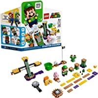 LEGO Super Mario Adventures with Luigi Starter Course 71387 Building Kit; Collectible Toy Playset for Creative Kids, New…