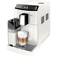 Philips 3100Series ep3362/00Freestanding Fully Automatic Espresso Machine 1.8L White–Coffee (Freestanding, Espresso Machine, 1.8L, Coffee Beans, Mill Built-in, White)