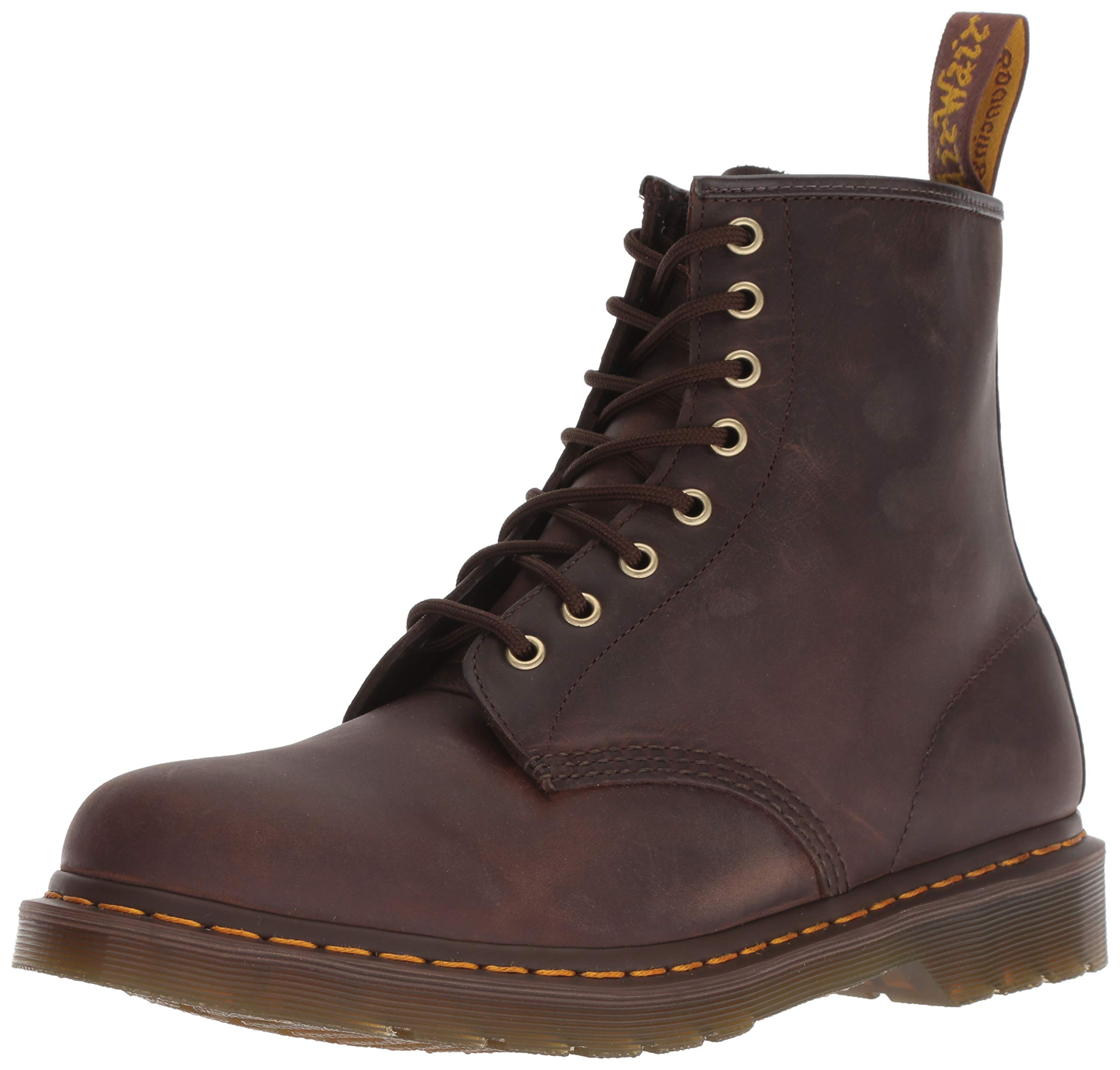 Dr. Martens Men's 1460, Gaucho Crazy Horse, 8 M UK (9 US) by Dr. Martens