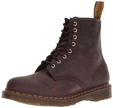60% discount choose original affordable price Dr. Martens 1460 Gaucho Crazy Horse Boot
