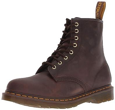 73d2513b Amazon.com | Dr. Martens 1460 Gaucho Crazy Horse Boot | Boots
