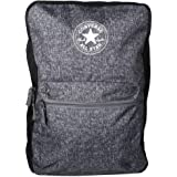 Converse Rucksack Horizontal Zip Backpack CON2055 (One Size, Charcoal 933)