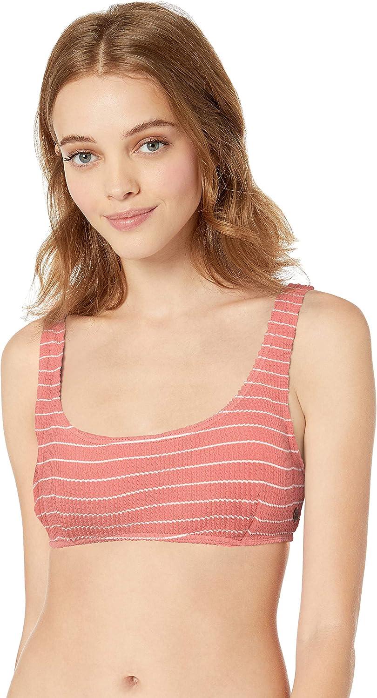 Billabong Womens Bralette Bikini Top
