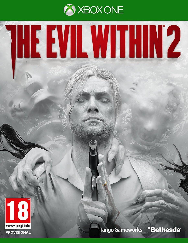 Amazon com: The Evil Within 2 (Xbox One) UK IMPORT REGION
