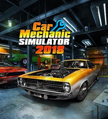 Car Mechanic Simulator 2018 [Online Game Code]