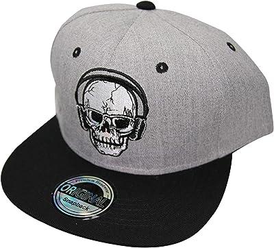 casquette tête de mort 3