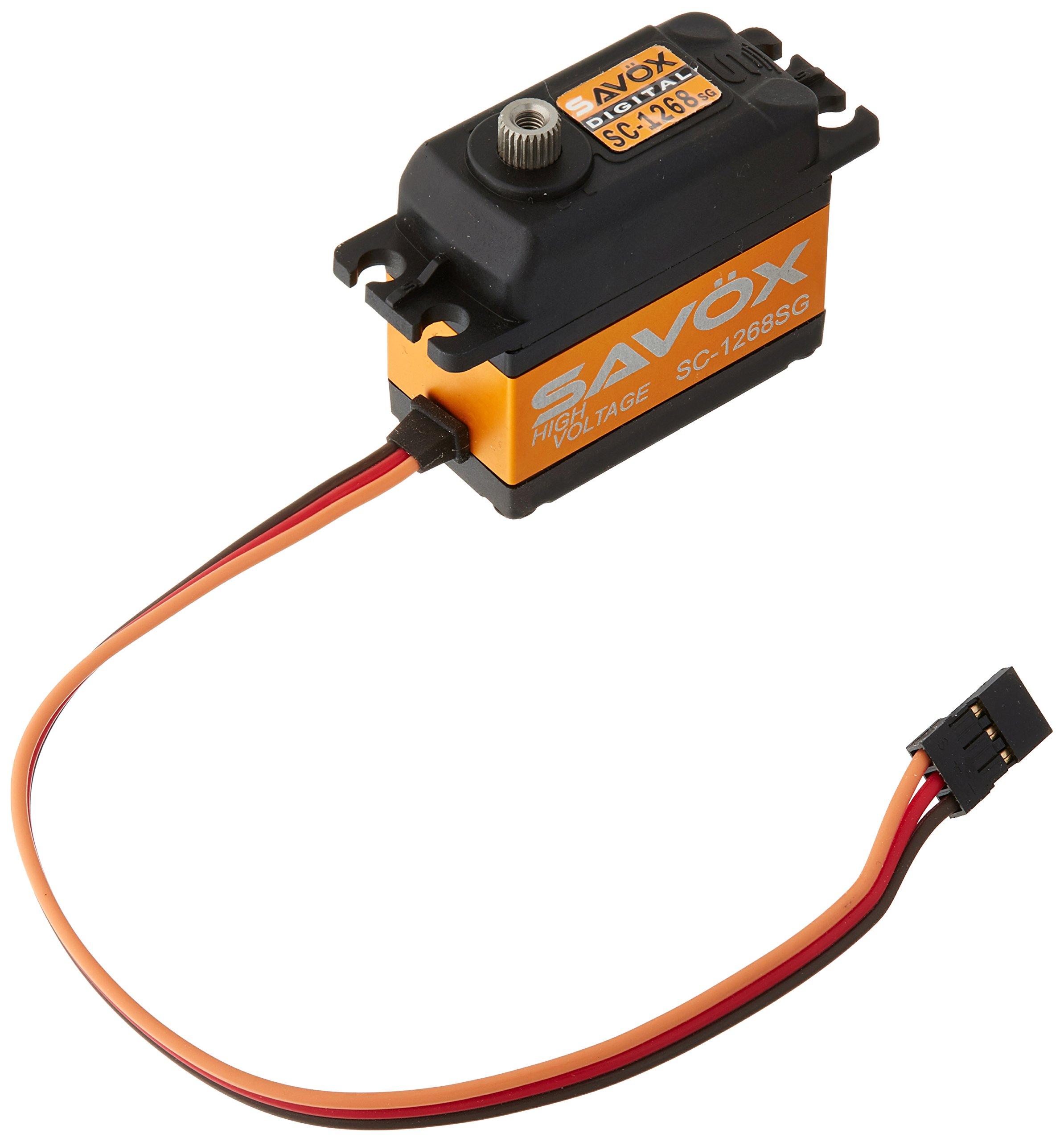 Savox SC-1268SG High Torque Steel Gear Standard Digital Servo High Voltage