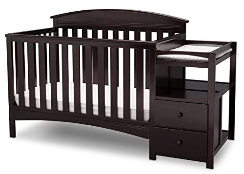 Delta Children Abby Convertible Crib