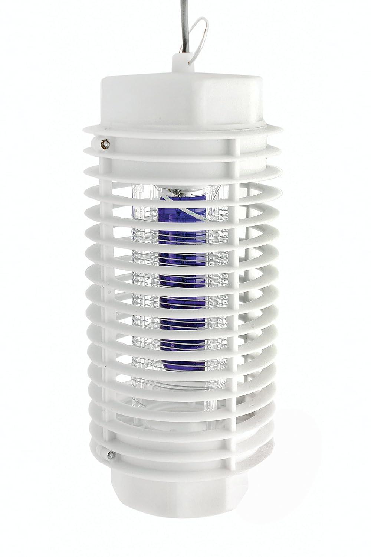 Galileo Casa 2120828 Lampe tue-moustiques Blanc 5 W